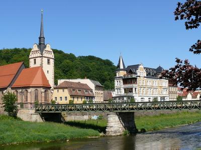 Gera Untermhaus St. Marienkirche
