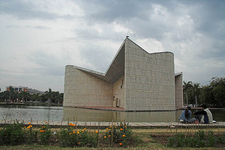 Ghandi Bhawan At Punjab University