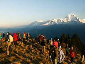 Ghorepani-Poon Hill Trekking Photos