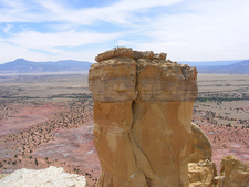 Ghost Ranch - Chimney Rock - New Mexico