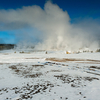 Giantess Geyser - Yellowstone - USA