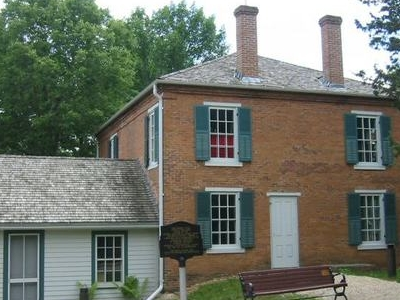 Gideon  Pond  House