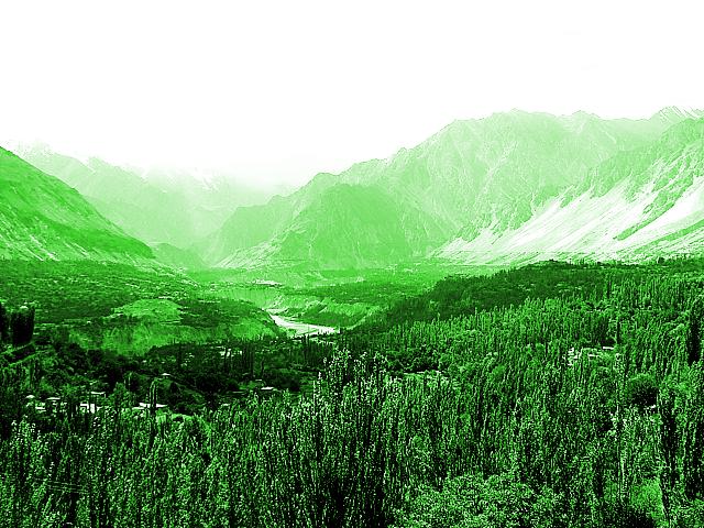 Gilgit Hunza Skardu Family Group Tour Photos