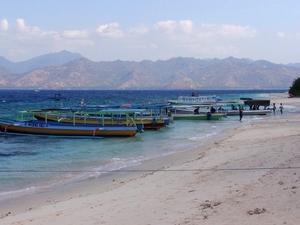 Rinjani Mount and Gili Island - Lombok -Indonesia Photos