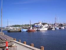 Gilleleje Inner Harbour