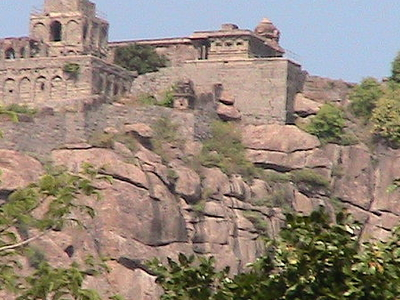 Gingee Fort - Rajagiri Hill