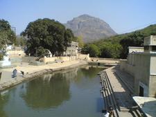 Girnar Hills From Damodar Kund