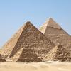 Gizah  Pyramids