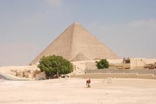 Giza Necropolis - Cairo