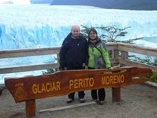 Glaciar Perito Moreno In Argentina