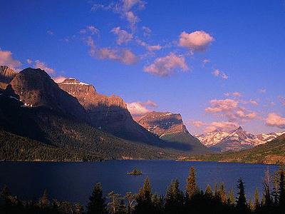 Glacier County Montana