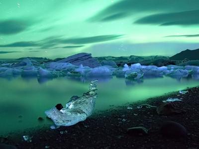 Glacier Lagoon Iceland