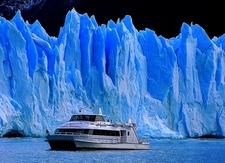Glacier Perito Moreno Cruise In Argentina