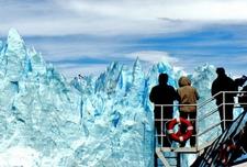 Glacier Perito Moreno Viewing Platform - Argentina