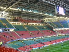 Glanmor's Gap, North Stand