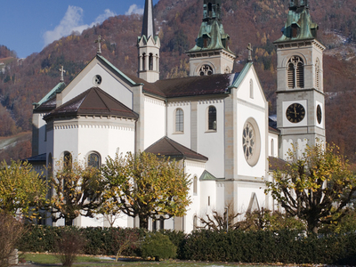 Church Of Glarus