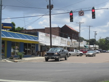 Glimpse Of Downtown Tallulah