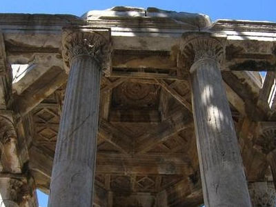 Scale Mausolus Mausoleum Milas