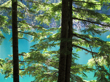 Goat Lake In Henry M Jackson Wilderness - WA
