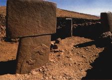 Gobekli Tepe Monolith - Turkey