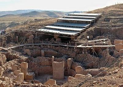Gobekli Tepe Site Excavation - Turkey