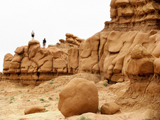Goblin Valley Rock Formations