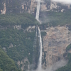 Gocta Waterfall In The Clouds