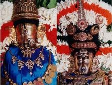 Goddess Karpagambal