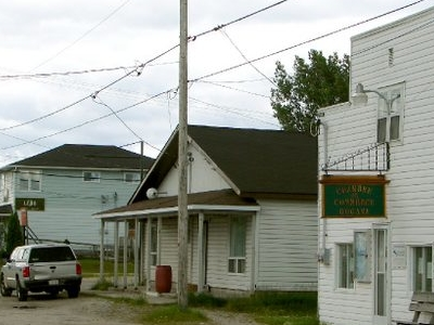 Main Street In Gogama