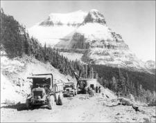 Going-to-the-Sun Mountain - Glacier - USA