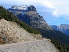 Going-to-the-Sun Road & Mountain - Glacier - USA