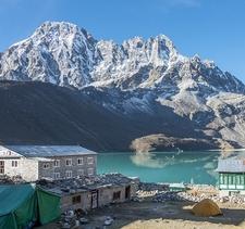 Gokyo Village & Dudh Pokhari Lake - Nepal