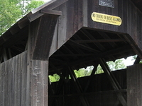 Gold Brook Covered Bridge