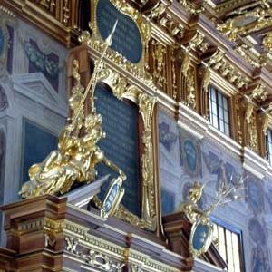 Goldene  Saal