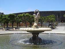 Golden Gate Park Fountain
