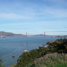 Golden Gate National Park