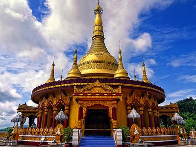 Golden Pagoda Balaghat
