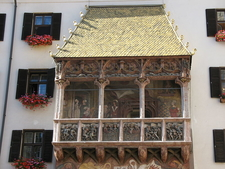 Golden Roof, Innsbruck, Austria