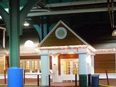 Golf Club Entrance