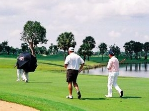 Cambodia Weekend Golf Tour Photos