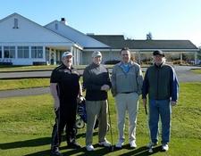 Golfers At Meriwether - Hillsboro OR