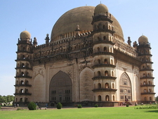 Gol Gumbaz At Bijapur