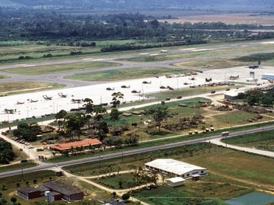 Goloson Airport Honduras