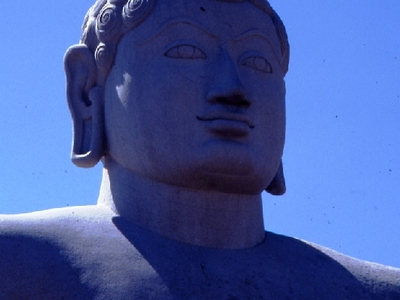 Gomateshwara Statue - Karnataka - India
