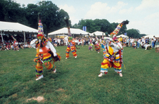 Gombey Dancers