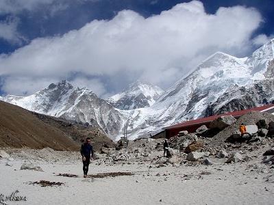 Gorak Shep - Solukhumbu Trail - Nepal Himalayas