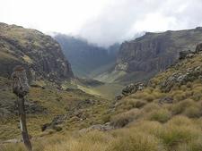 Gorges Valley - Mount Kenya National Park