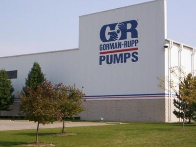 Gorman   Rupp  Company