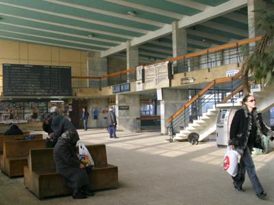 Gorna Oryahovitsa Railway Station