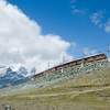 Gornergrat Cog Railway - Transportation To Riffelalp From Gornergrat